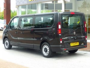 Unicorn Tours 8 seater